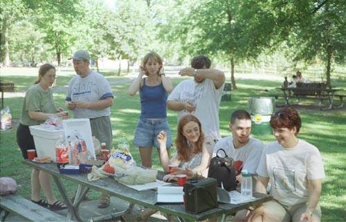 1999 Alumni Picnic