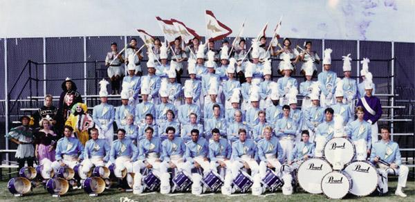 NA 1991 at DCM